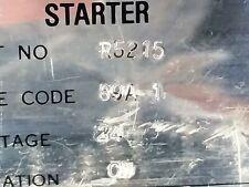Leece-Neville R5215 Starter