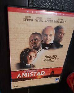 Amistad (DVD, 1999, Widescreen)