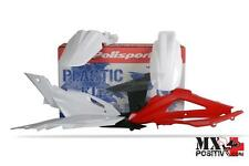 Polisport plastiche complete MX Red / White HUSQVARNA 510 TC 2009-2010