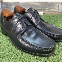 UK9.5 Clarks Derby Dress Shoe - Formal Work Wedding Loafers - Oxford EU43.5