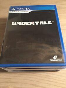 Undertale (PSVITA, 2017) Playstation Vita Playstation TV Compatible Brand New