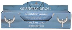 Elements Guardian Angel Incense Joss sticks. 20 sticks, 1 pack.
