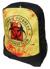 Darkside Ropa Zombie respuesta Amarillo backpack/rucksack/bag blood/horror