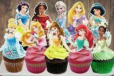 Disney Princesses 10 Cupcake Topper (20pcs)