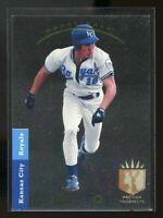 1993 sp #273 JOHNNY DAMON kansas city royals ROOKIE card