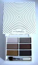 MAC COSMETICS SNOWGLOBE WARM 6 EYESHADOW PALETTE ICE PARADE NIB