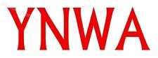 Football Liverpool YNWA Car Fridge Window Bumper Sticker Laptop FREE POST ref 69