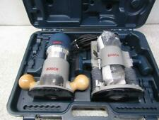 Bosch 2.25 Hp Plunge and Fixed-Base Router Kit 1617Evspk