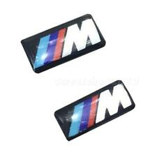 US SHIP 4xSelf-Adhesive M Sport BADGE STICKER FOR BMW M3 M5 M6 Steering Wheel
