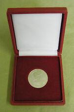 DDR Medaille - Demokratische Bodenreform - 1945 - in Silber