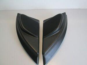 2010-2013 VOLVO XC60 SET FRONT PASSENGER RIGHT DRIVER LEFT DOOR TWEETERS TRIM