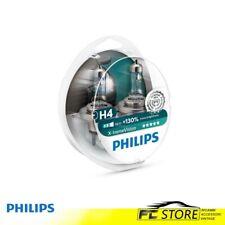Lámparas para Faros Coche Philips H4 12V 60/55W X-Treme Vision +130% 12342XV+