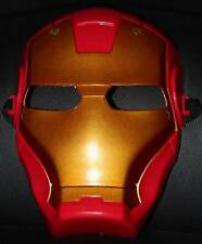 Ironman Mask ! Lifelike Look & Colour ! Great Item For Kids ! Great Super Hero !
