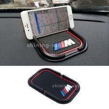 ///M logo Car Phone NO-Slip Holder Pad GPS Sat Nav For BMW E30 E36 E90 X3 X5 X6