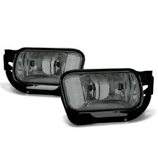 For 10-17 Ram 2500/3500, 09-12 1500, Smoked Fog Lights w/Switch, Harness
