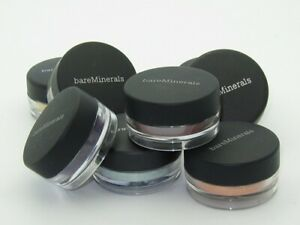 i.d. bare minerals eye color/ eye shadow MANY COLORS * You Pick* .02oz/.57g New