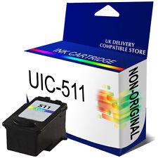 CL-511 Colour NON-OEM Ink Cartridge Rplace for Pixma MP495 MP499 MX360