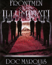 FRONTMEN OF THE ILLUMINATI by Doc Marquis. Set of 2 Prophecy DVDs. **BRAND NEW**