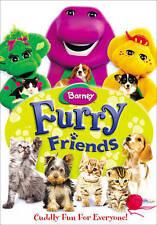 Barney: Furry Friends (DVD, 2010)