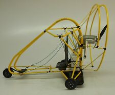 Eagle 447 Powered Parachute Buckeye Airplane Kiln Dry Wood Model Small New