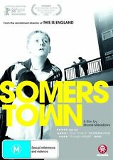 Somers Town - DVD ss Region 4 Good Condition