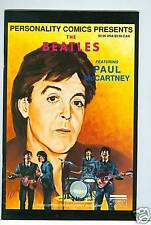 The Beatles #2 December 1991 VF Paul McCartney