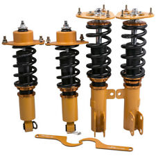 Racing Coilovers Kits For Toyota Corolla 09-17 E140 Adj Height Suspension Shocks