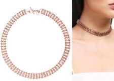 MIMCO Gold Soft Breeze Choker Necklace