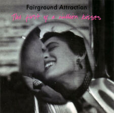 FAIRGROUND ATTRACTION - FIRST OF A MILLION KISSES - CD ALBUM - FREE UK POSTAGE