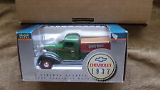 Liberty Classic 1937 Chevrolet Husker Harvest -Country General Diecast -Bank NIB