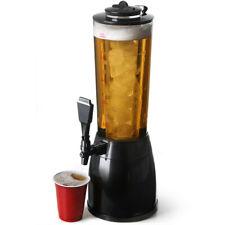 Ice Core Beverage Dispenser | 2.5ltr Drinks Dispenser for Beer, Juice, Cocktails