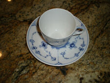 Royal Copenhagen Blue Fluted Cup & Saucer 1/2162 and 1/76-79-315