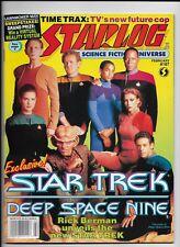 Starlog Magazine  Lot of 1   Issue # 187  Star Trek Deep Space Nine ~
