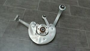 Audi A7 S7 RS7 4G A6 S6 RS6 4G Steering Knuckle Wheel Bearing Case BAR Hub 46 Km