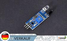 Infrarot IR Line Tracker Reflexlichtschranke 2-30cm LM393 f Arduino Raspberry Pi