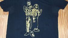 TOTAL GHOST German Rock Group T-Shirt Size L Electro Kraut Europe Pop YouTube