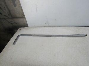 1969 Cutlass 442 Hood Molding Hockey Stick left drivers side LH