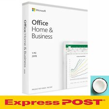 Microsoft Office Home and Business 1 Processor for Windows & Mac (T5D-03203)