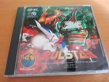 NEO GEO CD PULSTAR SNK NEOGEO