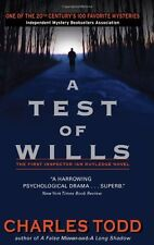 A Test of Wills (Inspector Ian Rutledge Mysteries) by Charles Todd