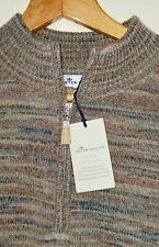 Peter Millar Twisted Cashmere Quarter Zip Sweater Mens Small NWT $395.00