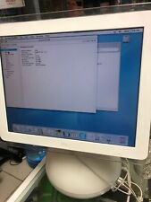 "Apple iMac Power PC G4  256MB RAM 15"" Monitor ALL IN ONE"
