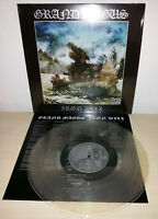 GRAND MAGUS - IRON WILL - CLEAR - LP