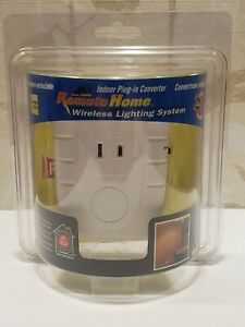 Zenith Remote Control RH-6011-WH5-A Wireless Lighting System Plug-In Converter