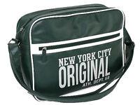 New York mittel Umhänger Schultertasche Sporttasche Schultasche