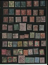 $Valuable Great Britain stamp collection high cv. mix. cond.