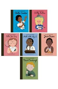 Little People Big Dreams 6 Book Collection Set (RRP £35.94) Aretha Franklin