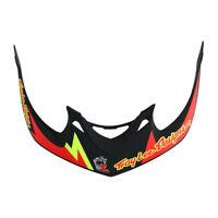 Troy Lee Designs Replacement A1 Helmet Visor Vertigo Red