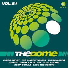 THE DOME VOL.81 (KYGO, ALAN WALKER, ROBIN SCHULZ, SHAKIRA, ...)  2 CD NEW+
