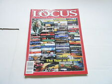 #469 LOCUS vintage science fiction magazine (UNREAD) - GREG BEAR - 1999 REVIEW
